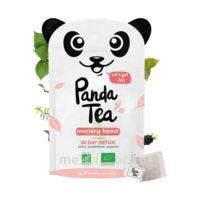 Panda Tea Morning Boost Detox 28 Sachets à SARROLA-CARCOPINO