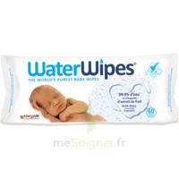 Waterwipes Lingette Nettoyante Bébé B/60 à SARROLA-CARCOPINO