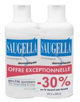 Saugella Emulsion Dermoliquide Lavante 2fl/500ml à SARROLA-CARCOPINO