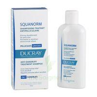 Ducray Squanorm Shampooing Pellicule Grasse 200ml à SARROLA-CARCOPINO